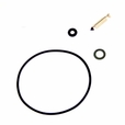 Carburetor Repair and Gasket Kit with Needle and Float (16/16, SF/SHB) for Vespa V5A, V9A, VMA1