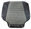 "Charcoal Vinyl/Fabric Seat Base Cover for Pride Sonic (SC50/SC52), Revo (SC63/SC64), and Go-Go Mobility Scooters with 18""W Seat Upgrade"