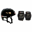 Child-Size Helmet & Pad Set (Multiple Color Options) (Razor)