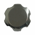 Chrome Gas Cap (Fuel Cap) for 97cc 2.8 Hp, 163cc 5.5 Hp & 196cc 6.5 Hp Go-Kart Engines