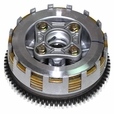 Clutch Assembly with 5 Plates for 110cc, 125cc, 150cc, & 200cc ATVs & Dirt Bikes