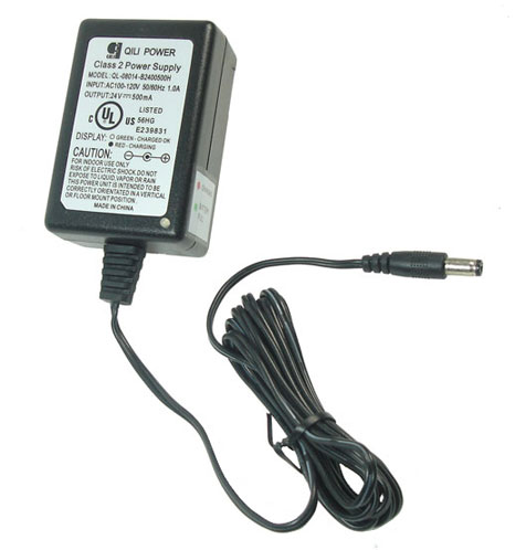 Coaxial Battery Charger For Pulse Scooters Compatible