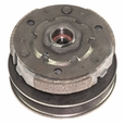 Complete Clutch and Driver Pulley Assembly for the Baja Sun City 50 (SC50) with VIN Prefix LAWT