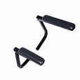 Complete Left & Right Armrest Assembly for the Go-Go Go-Chair and Jazzy Z-Chair