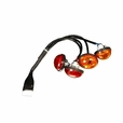 Complete Rear Light Assembly for the Activecare Prowler 3310 & 3410