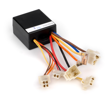 Zk2400 Dp Fs Control Module With 4 Wire Throttle Connector