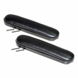 Desk Length Vinyl Armrest Pads for Invacare Power Chairs (Set of 2)