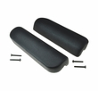 Desk Length Waterfall Armrest Pads for Invacare Power Chairs (Set of 2)