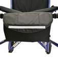 Down-in-Front Under Seat Bag for Wheelchairs (Diestco)