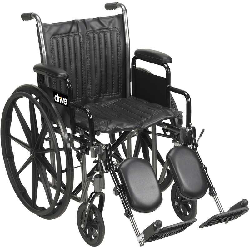 Drive Silver Sport 2 Wheelchair Parts Monster Scooter Parts