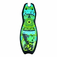 Electric Industries (Green/Blue) Deck for the Pulse Charger