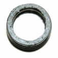 Exhaust Gasket Type 2 for 50cc 139QMB and 150cc GY6 Scooters