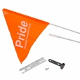 Flag Kit for Limited Recline Jazzy Power Chairs