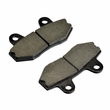 Front Brake Pads for the Baja Wilderness Trail 250