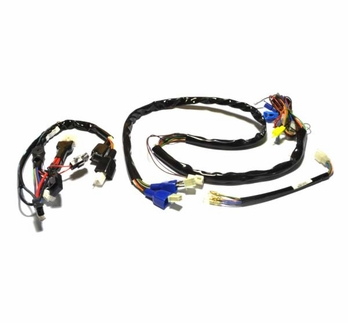 front to rear wiring harness for the drive odyssey s45200 s45300 compatible with drive