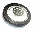 Front Wheel Assembly for Razor MX500 and MX650