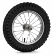 Front Wheel Assembly for the Razor MX350 (Versions 9+) and MX400 (Versions 1+)