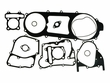 Gasket Set for 150cc GY6 Long Case Engines