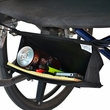 """Glove Box"" Under Seat Bag for Wheelchairs (Diestco)"