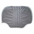Gray Fabric Seat Back for Pride Shuttle (SC100/SC140), Rally (SC150/SC151/SC155), and Victory (SC160/SC170/SC1600/SC1700) Mobility Scooters