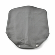 Gray Molded Vinyl Seat Base Cover for Pride Shuttle (SC100/SC140), Rally (SC150/SC151/SC155), and Victory (SC160/SC170/SC1600/SC1700) Mobility Scooters