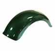 Green Metal Front Fender for Baja Mini Bike MB165 (Baja Heat, Mini Baja, Baja Warrior)