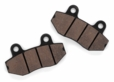 GY6 Scooter Front Disc Brake Pads - 40mm Version 3