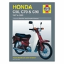 Haynes Repair Manual for Honda Cub C50, Cub C90, and Passport C70 1967-2003