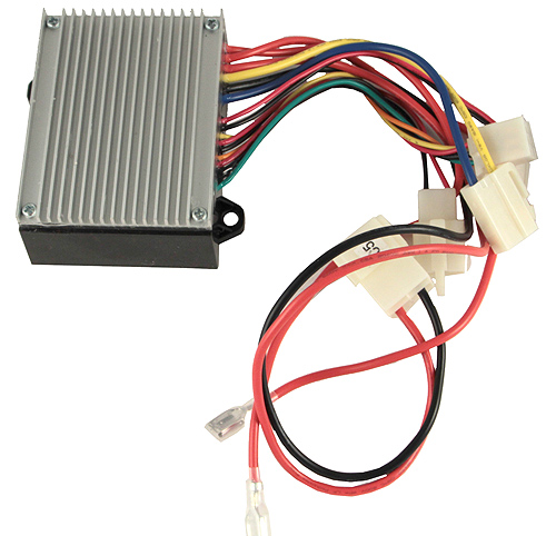 hb2430 tyd6k fs module with 6 wire throttle connector for the razor ground drifter