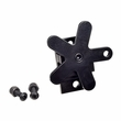 Headrest Mounting Hardware Kit for Invacare TDX Series with Contoura Back Seats