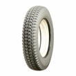 "Heavy Duty 14""x3"" (3.00-8) Foam-Filled Mobility Tire (Narrow Lip Profile; 2.375"" Bead Width) with Powertrax C248 Tread (Primo)"