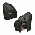 Heavy Duty Weatherproof Cover with Access Slits for Power Chair (Diestco)