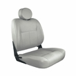 Hi-Back Deluxe Contour Vinyl Seat Assembly for Pride Scooters and Jazzy Power Chairs