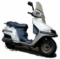 Honda Elite 250 (CH250) Scooter Parts