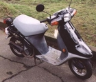 Honda Elite LX SR (SA50) Scooter Parts