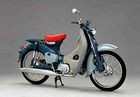 Honda Super Cub C100, C102, CA100, & CA102 Parts