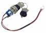 Ignition Assembly with Keys for Invacare Zoom 220