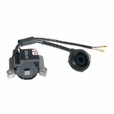 Ignition Coil for 2-Stroke Engines 33cc-52cc with 52 mm Mounting Hole Spacing