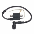 "Ignition Coil for 90cc & 125cc ATVs & Dirt Bikes with 16"" Cable"