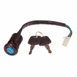 Universal 4 Wire Ignition Module (Key Switch) for Dirt Bikes & ATVs