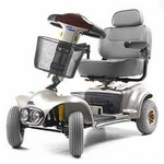 Invacare Panther MX-4 Parts