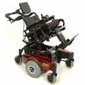 Invacare Pronto M71 jr. with SureStep Parts