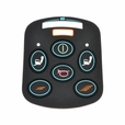 Keypad for 6 Key VSI Joystick Controller