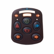 Keypad for 6 Key VSI Joystick Controller with Lighting