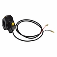 Universal Kill Switch and Throttle Cable Housing for Gas Engines