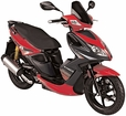 KYMCO Super 8 50 Scooter Parts