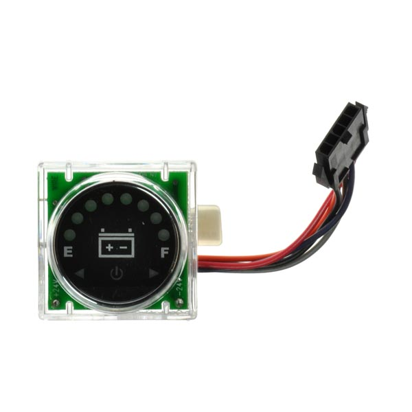 led battery meter for pride and go go scooters compatible with go go pride scooter