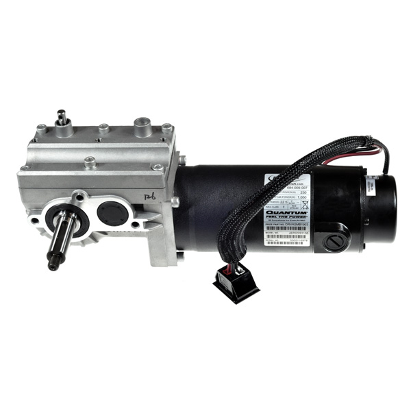 Motor Assembly For The Quantum 600 610 And R 4000 Power