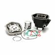 Liquid Cooled 72cc Cylinder Kit for 50cc 1PE40QMB Minarelli Yamaha Jog Style Scooter Engines (NCY)