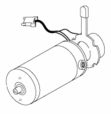 Motor Assembly for Pride Sundancer (SC202)